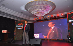 Mahindra Dealers Event