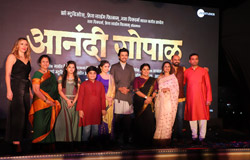 Zee Studio - Anandi Gopal Music Launch